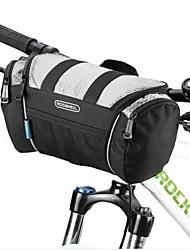 ROSWHEEL® Bolsa de Bicicleta 7LBolsa para Guidão de Bicicleta Seca Rapidamente / Á Prova-de-Chuva Bolsa de Bicicleta TeryleneBolsa de