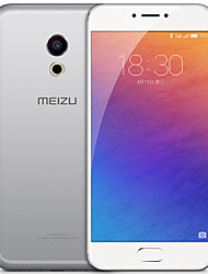 "Meizu® Pro 6 4GB + 32GB Android 5.1 4G Smartphone With 5.2"" Full HD Screen 21.0Mp + 5.0Mp Cameras + Deca Core Only English"