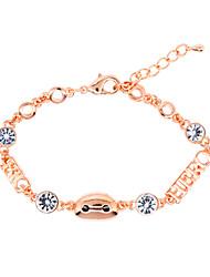 Armbänder(Vergoldet / Legierung / Edelstein & KristallVintage