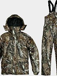пригодно для носки, дышащий, теплый костюм одежды для охоты / рыбалки на открытом воздухе /