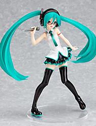 Hatsune Miku Anime Action Figure 17CM Model Toys Doll Toy