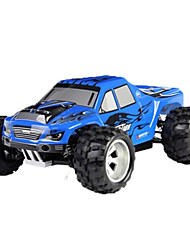 RC Car - WLTOYS - 1:18 Brush Eléctrico - Buggy (de campo traversa)