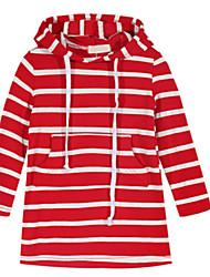 Mädchen Pullover & Cardigan Baumwolle Frühling / Herbst Rot