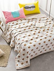betterhome colcha de ar condicionado de algodão de verão conjuntos shams colcha de cama fresca de verão