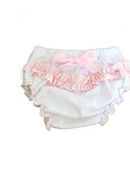 Girl's Pink / Red / Yellow Underwear & Socks Cotton All Seasons