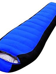 Спальный мешок Кокон Односпальный комплект (Ш 150 x Д 200 см) -5 Утиный пух 215X78