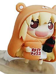 Himouto Otros 8CM Las figuras de acción del anime Juegos de construcción muñeca de juguete