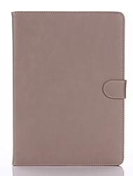 подлинный кожаный бумажник чехол с подставкой для Ipad про 9,7 дюйма