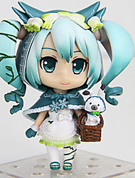 Vocaloid Anime Action Figure 9CM Model Toys Doll Toy