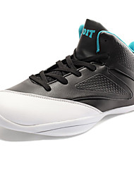 Voit Men's / Men Basketball Sneakers WinterAnti-Slip Damping Cushioning Fast Dry Black High-Top Basketball Shoes Boots