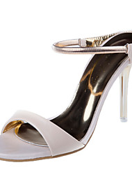 Women's Shoes  Stiletto Heel Heels / Styles Sandals / Slippers Wedding / Office & Career / Party & Evening / Dress