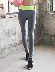 Women's Running Pants/Trousers/Overtrousers Bottoms Breathable Quick Dry Compression Lightweight Materials Sweat-wickingSpring Summer
