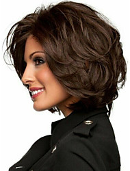 Afordable 8A Glueless or Full Lace Wigs in Natural Wave Shoulder Length BOB Brazilian Virgin Remy Human Hair Wigs