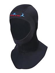 Dive&Sail® Women's Men's Unisex 3mm Diving Hoods Thermal / Warm Ultraviolet Resistant Neoprene Diving Suit Hat Diving Suits-Swimming