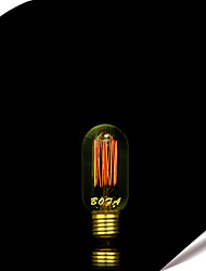 40W T45 Tungsten Bulb 13 Anka Classic Incandescent Light Bulbs E27 Born Around Si Aidi