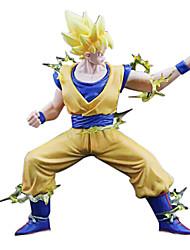 Figures Animé Action Inspiré par Dragon Ball Cosplay PVC 9 CM Jouets modèle Jouets DIY