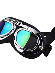 Motorcycle Glasses Scooter Goggles Pilot Ski Dirt Bike Cycling Lens Frame Goggles Motocross Glasses Sunglasses