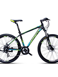 TWITTER® Cycling 24 Speeds Double Disc Brake 26 Inch* 16.5 Inch Mountain  Bike  Aluminium Alloy