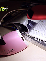 sac à main de la mode a conduit la charge des sacs de lampe lampe led éclairage mini-lampe de table rechargeable de nuit de lecture