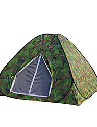 Automatic Wire Tent Lazy Step Outdoor Camouflage Tent