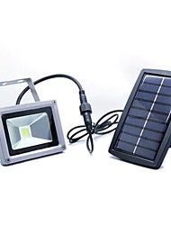 10W  Waterproof  Light Control Solar Energy LED Light Lamp for Garden Balcony Outer Corridor