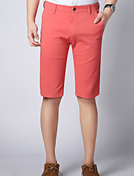 Korean slim men's casual pants shorts in summer five pants pants breeches cotton pants pants men tide 5