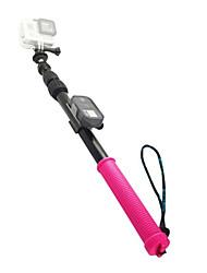 Accessoires pour GoPro Monopied / Trépied / Vis / Poignées / Clip / Fixation / Télécommandes Smart Pratique / Ajustable, Pour-Caméra