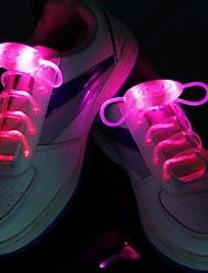 Cool Dazzle Noctilucence Colour LED Shoelaces