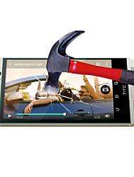 0.3mm trempé protecteur d'écran de verre avec un chiffon en microfibres pour htc désir htc 400 510 530 300 610 630 816 826