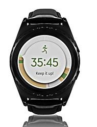 no.1 g4 montres intelligentes, 3.0 / coeur bluetooth moniteur de fréquence / activité traqueur / appels mains libres pour Android