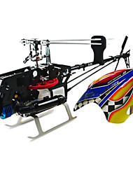 Gleagle 480N 9CH Fuel Helicopter Unassembled Kits Combo with Engine