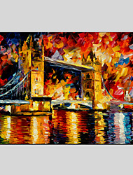 Oil Paintings Modern Sea View, Canvas Material with Stretched Frame Ready To Hang SIZE:60.90CM.