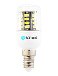6W E14 Ampoules Maïs LED T 30 SMD 600 lm Blanc Chaud / Blanc Froid AC 100-240 V 1 pièce
