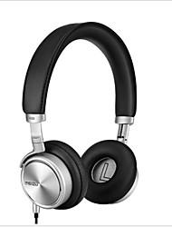 meizu auscultadores HD50 shell liga de alumínio headset baixo mp3 aparelhagem fone de ouvido para apple iphone