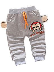 Pantalones Boy-Verano-Algodón