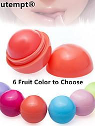 Baume à Lèvre Humide BaumeGloss translucide / Humidité / Couverture / Longue Durée / Naturel / Nutrition / Anti-Rides / Éclaircissante /