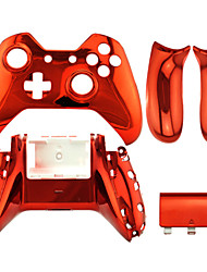 Replacement Controller Case for Xbox One Controller Plating Golden/Silver/Red/Pink