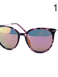 Sunglasses Women's Elegant / Modern / Fashion Cat-eye Black / Nude / Red / Blue / Gray Sunglasses Full-Rim