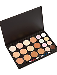UK 20 Colors Contour Professional Face Concealer Cream Palette Makeup Kit Set