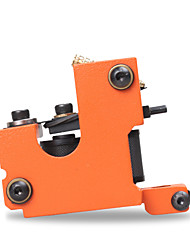 Nouvelle arrivée de tatouage de fer machine à alimentation professionnelle main tattoo machine 10 bobines de pellicule pour Shader Liner