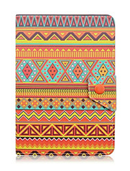 Universal 7 Inch Tablet Case Bohemian Style Pattern PU Leather Flip Stand Case Cover For 7.0 Inch Tablet