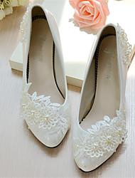 Zapatos de boda-Tacones-Tacones-Boda-Blanco-Mujer