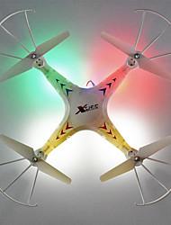 Others X300-1 Drone 6 axes 4 canaux 2.4G RC Quadcopter Retour automatique / Mode sans tête / Vol rotatif de 360 degrés