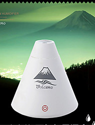 volcano Aromatherapy Diffusers Aromatherapy Lamps Mélange Rose Replenish Water Improving Sleep Favorise le Bien-être 160 ABS