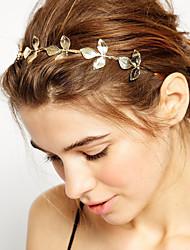 headbands liga folhas europeus (1,2) (1 peça)