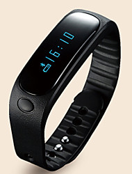 E02 Activity Tracker / Smart Watch / Wristbands / Smart BraceletWater Resistant/Waterproof / Pedometers / Voice Call / Touch Screen /