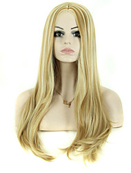 Reasonable In Price Synthetic Wigs Extensions Multi-color Women Lady Style