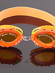 Swimming Goggles Kid's Waterproof PU PC Others Others