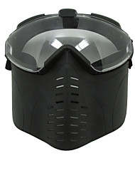 Outdoor Sports Breathable Face Military Mask Defensive Mask