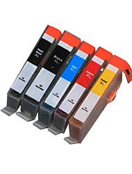 bloom®178bk / PGBK / c / m / cartucho de tinta compatíveis y para HP C6300 / C5300 / C5380 / D5400 / D5460 / c309a / c309c tinta completo
